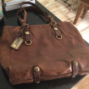 Marc by Marc Jacobs large leather purse